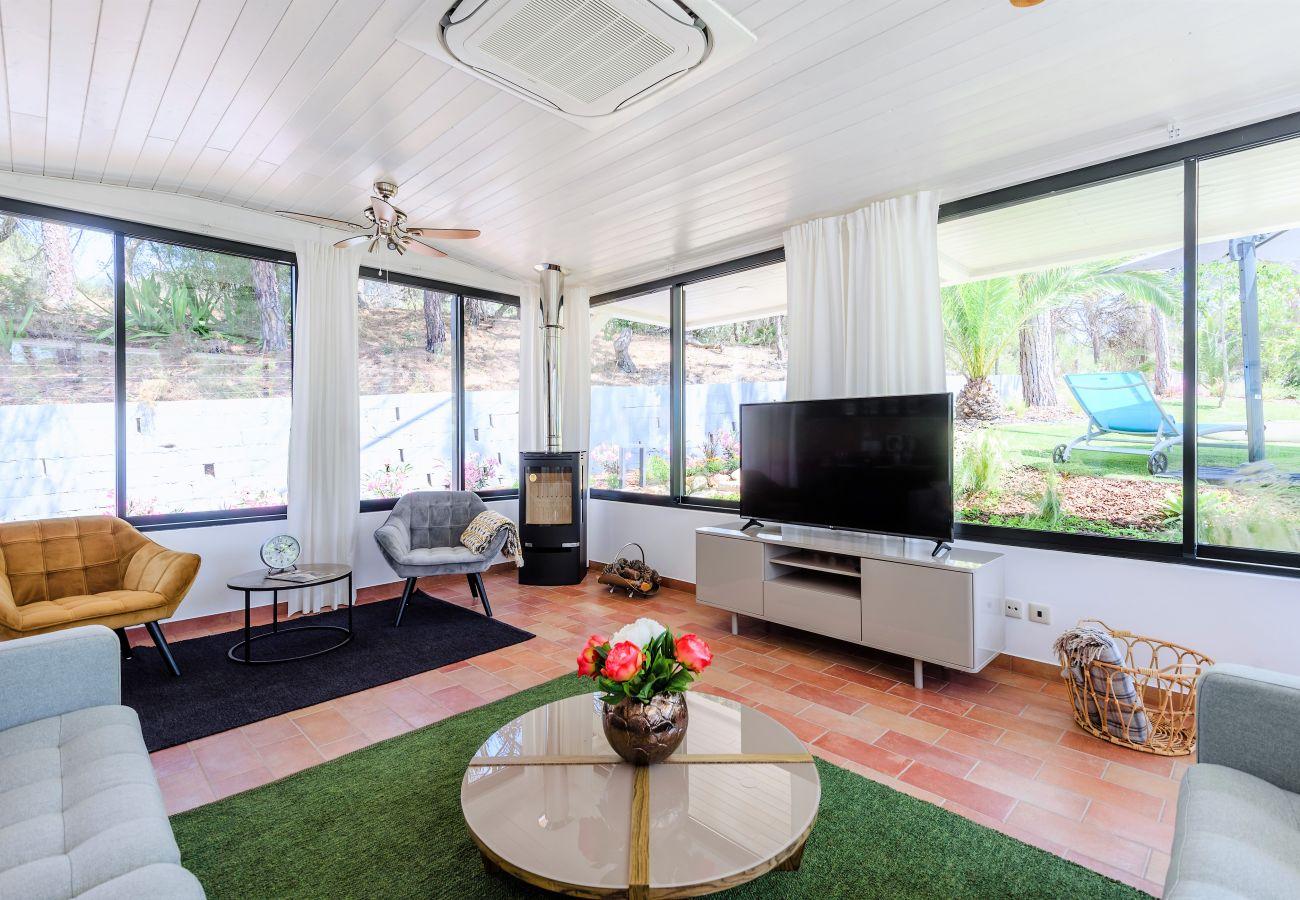 Villa in Vale do Lobo - Casa da Calma