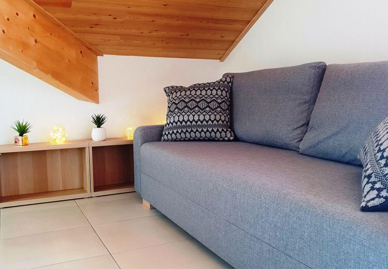 Apartment in Le Dévoluy - LA JOUE DU LOUP -  LES MELEZES DES CHAUMATES - 2 PIECES 4 PERS.