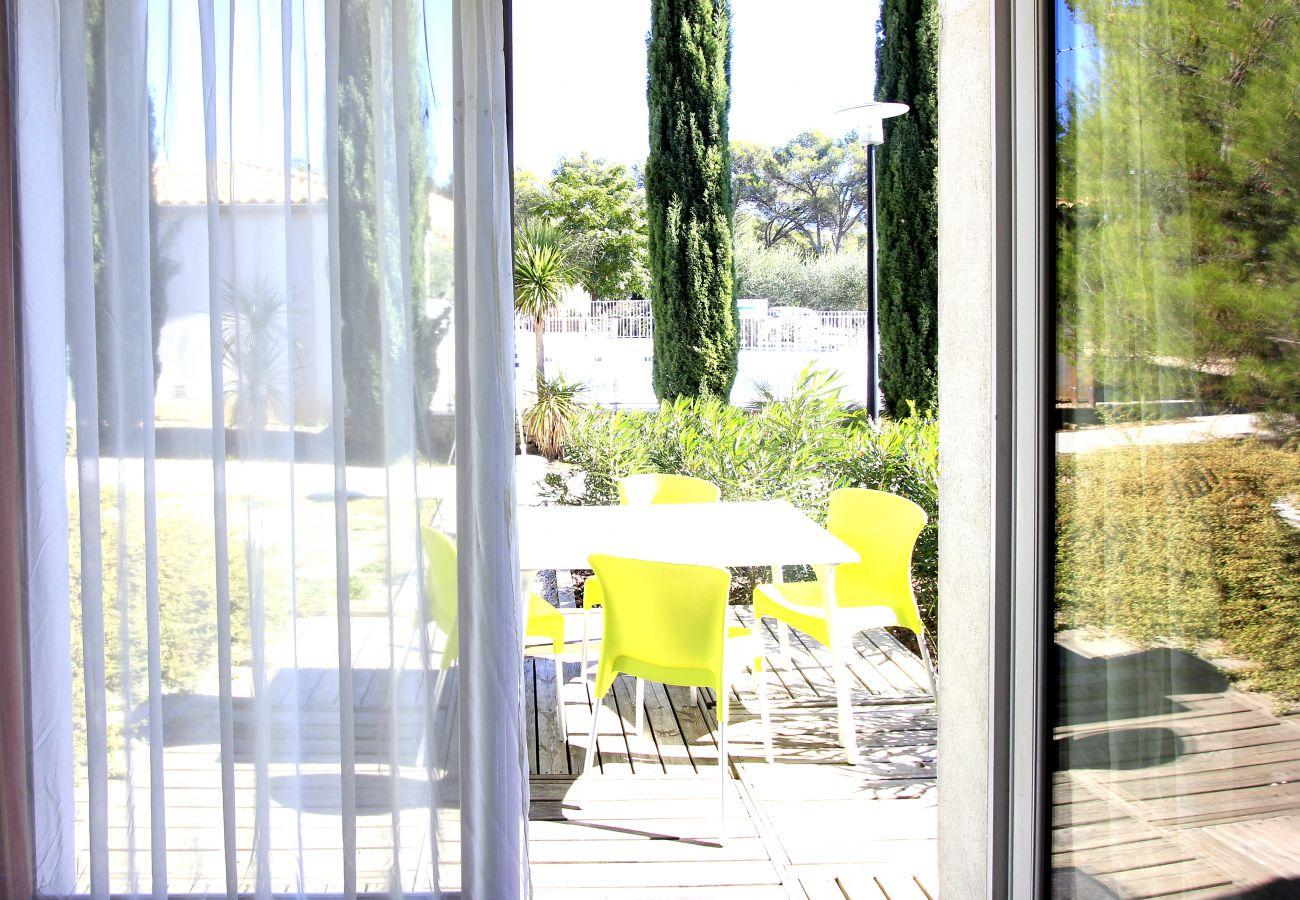 House in Castries - CASTRIES - LE MAS DES CIGALES - VILLA 2/4 PERSONNES