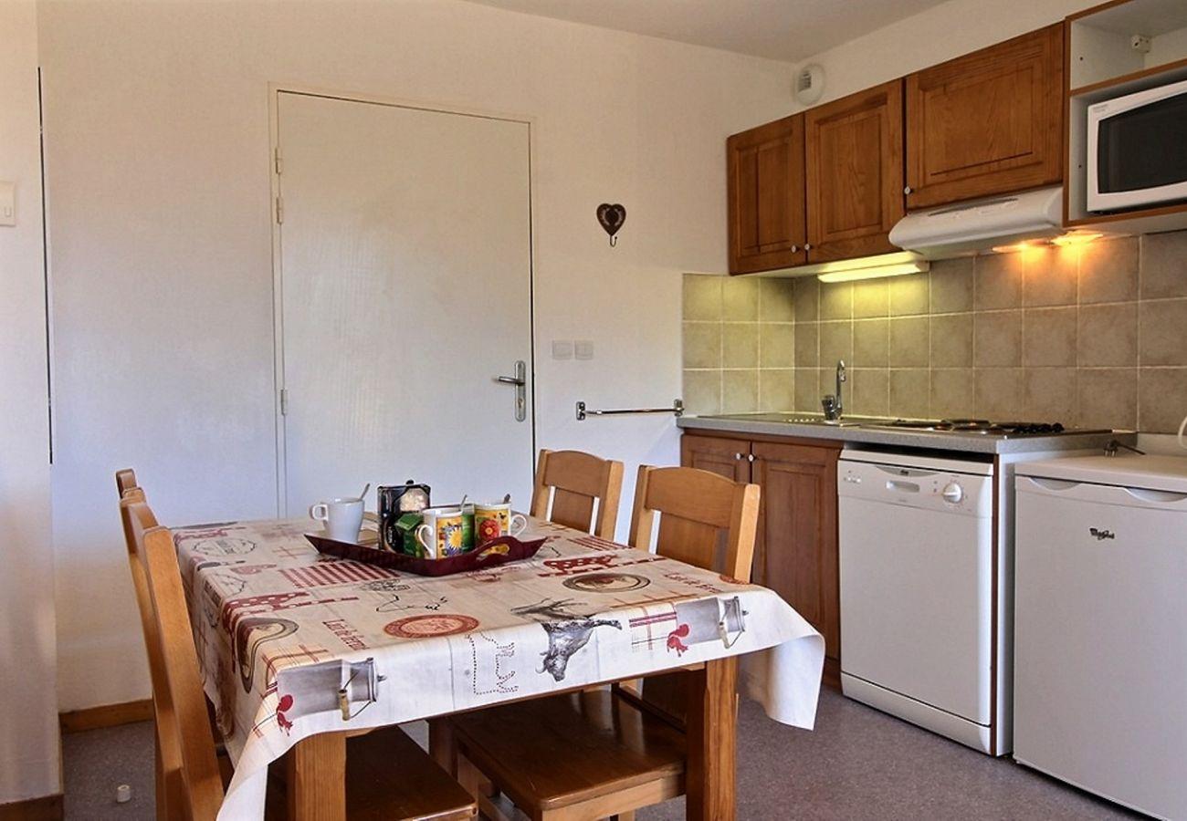 Apartment in Le Dévoluy - SUPERDEVOLUY - LES TOITS DU DEVOLUY BAT C