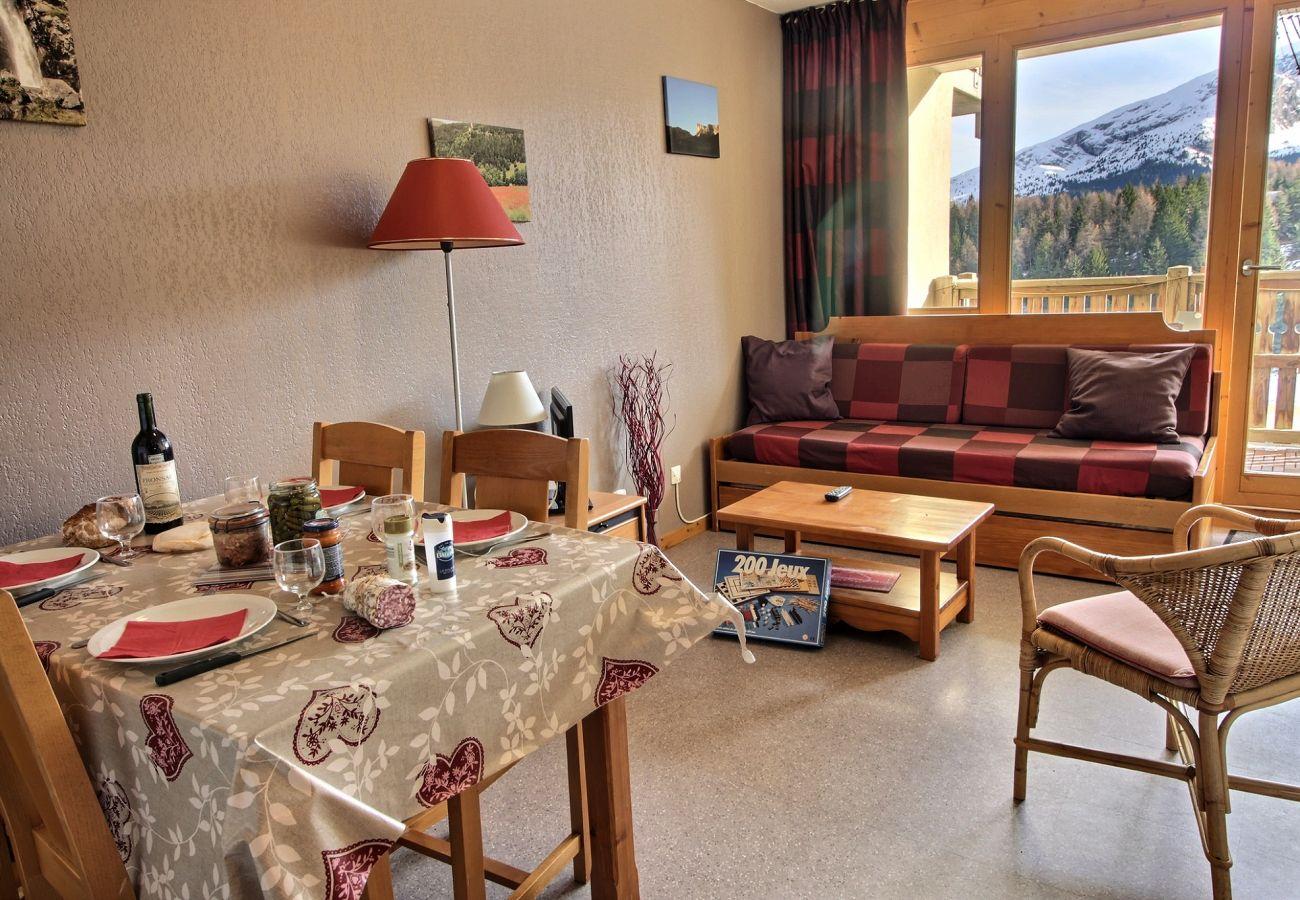 Apartment in Le Dévoluy - SUPERDEVOLUY - LES CHAUMETTES BAT C