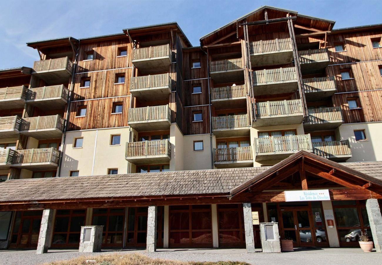 Apartment in Le Dévoluy - SUPERDEVOLUY - LES CHAUMETTES - 2 PIECES 6 PERS COIN MONTAGNE