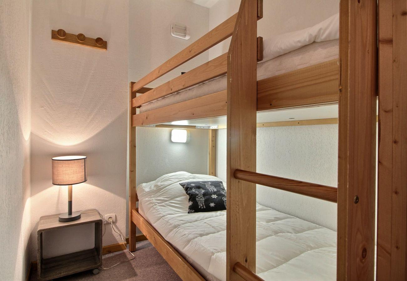Apartment in Le Dévoluy - SUPERDEVOLUY - LES CHAUMETTES BAT F 2 PIECES 6 PERSONNES