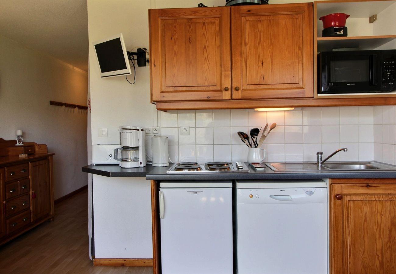 Apartment in Le Dévoluy - SUPERDEVOLUY - LES CHALETS DE SUPER D 6 PERS