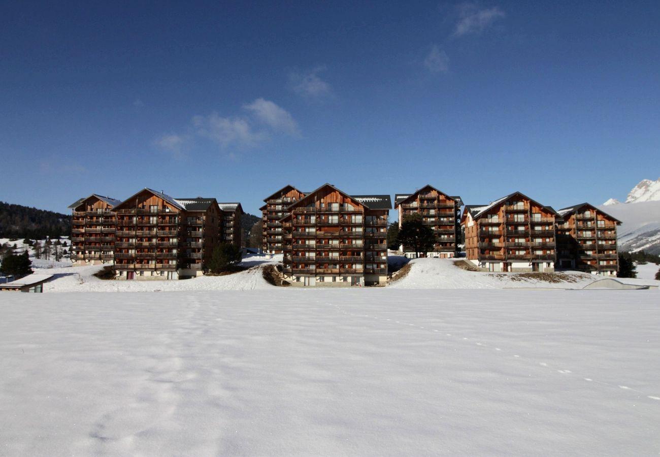 Apartment in Le Dévoluy - SUPERDEVOLUY - LES CHALETS DE SUPER D G53 - Appartement 2 pieces 6 personnes