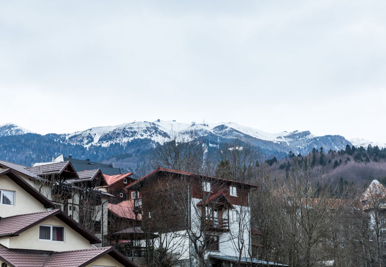 Apartment in Sinaia - Apartment Datcu with balcony  mountain view