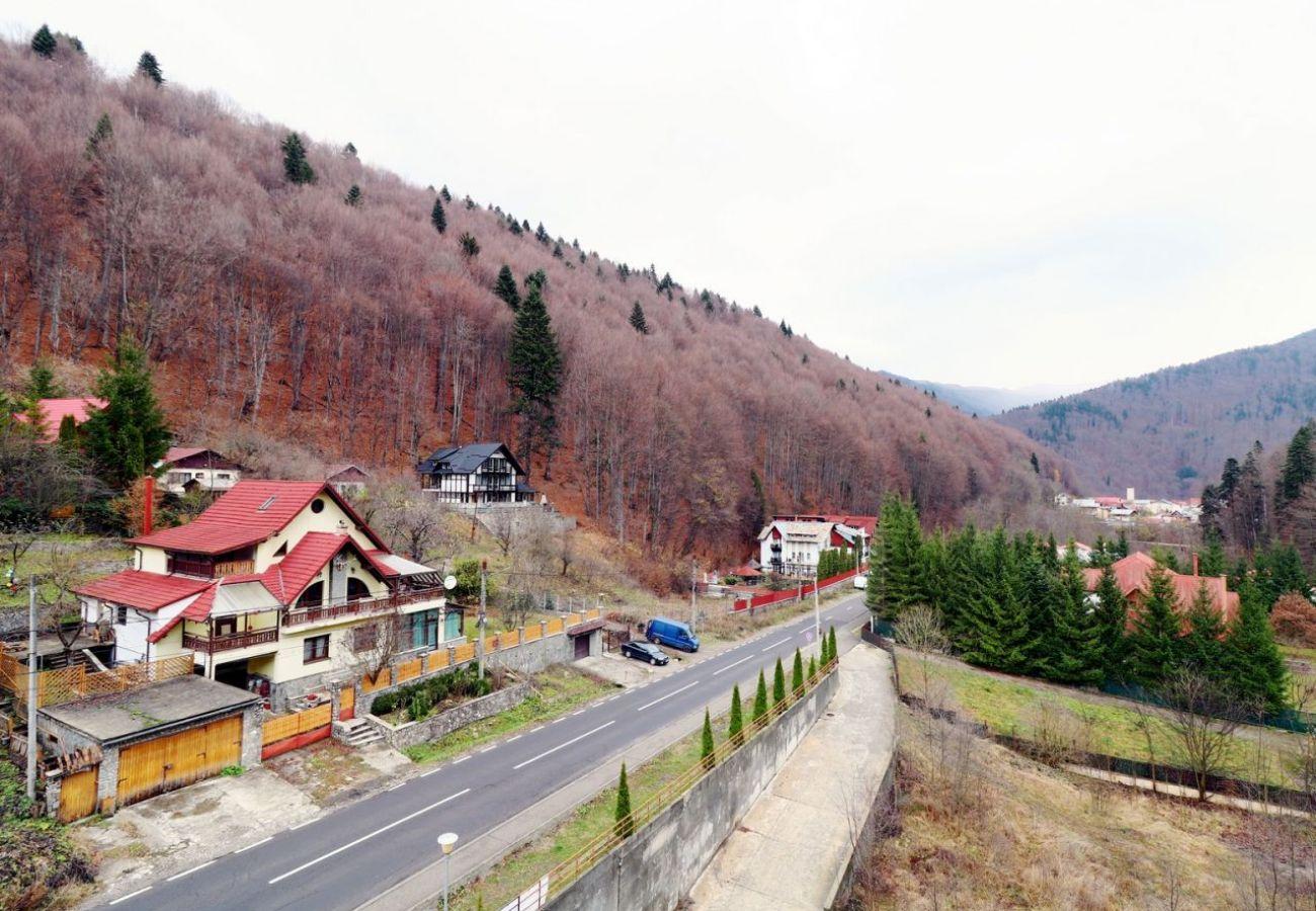 Studio in Sinaia - Vlad Studio - Amazing mountain view Sinaia