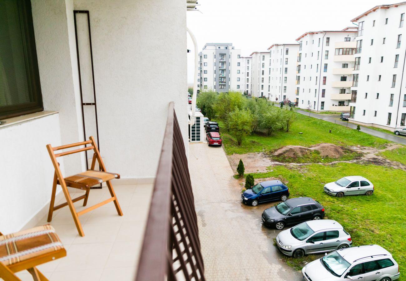 Apartment in Sibiu - Family Apartment near Shoping City Sibiu