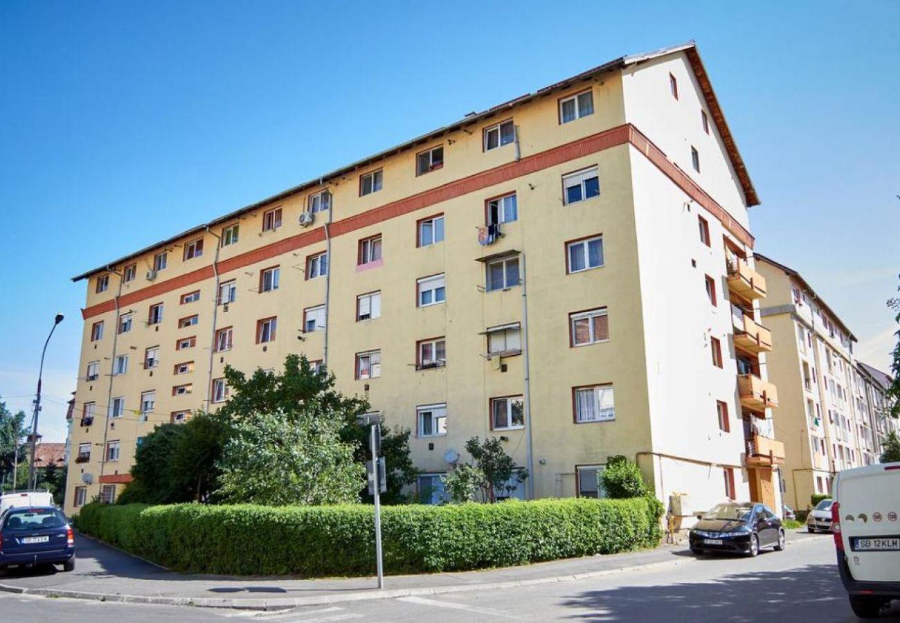 Apartment in Sibiu - 17 HORSES Studio close to the Center Sibiu