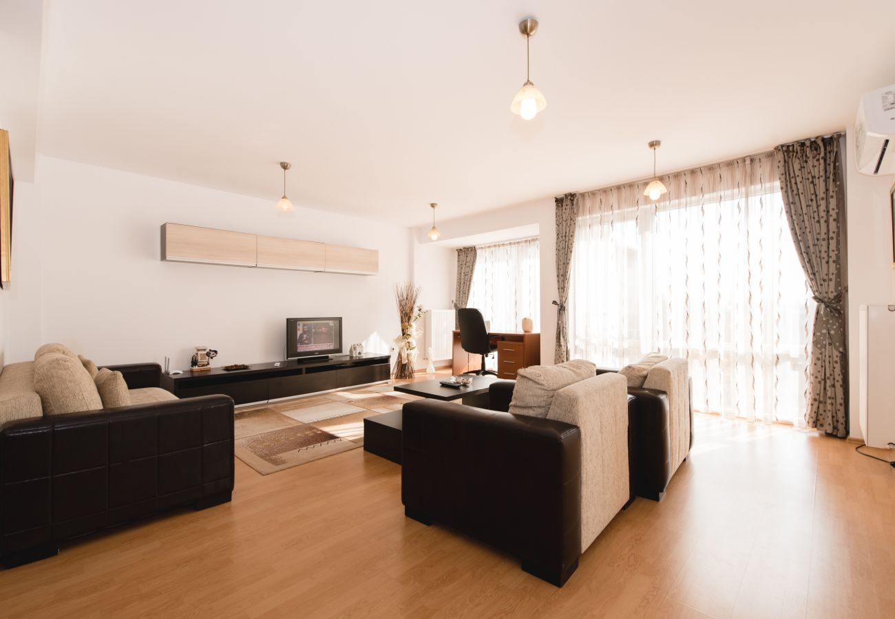 Apartment in Brasov - Apartment Tampa with mountain view in Brasov