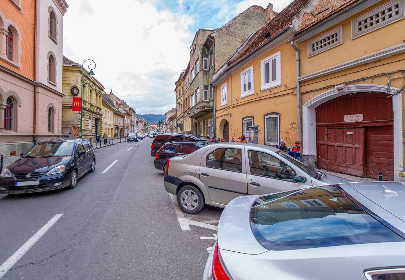 Studio in Brasov - ELK Studio close to Black Church Brasov