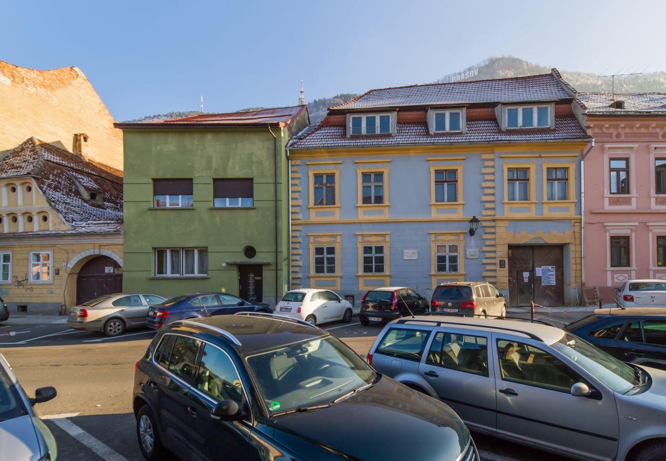 Studio in Brasov - Oliver Studio Piata Sfatului Brasov
