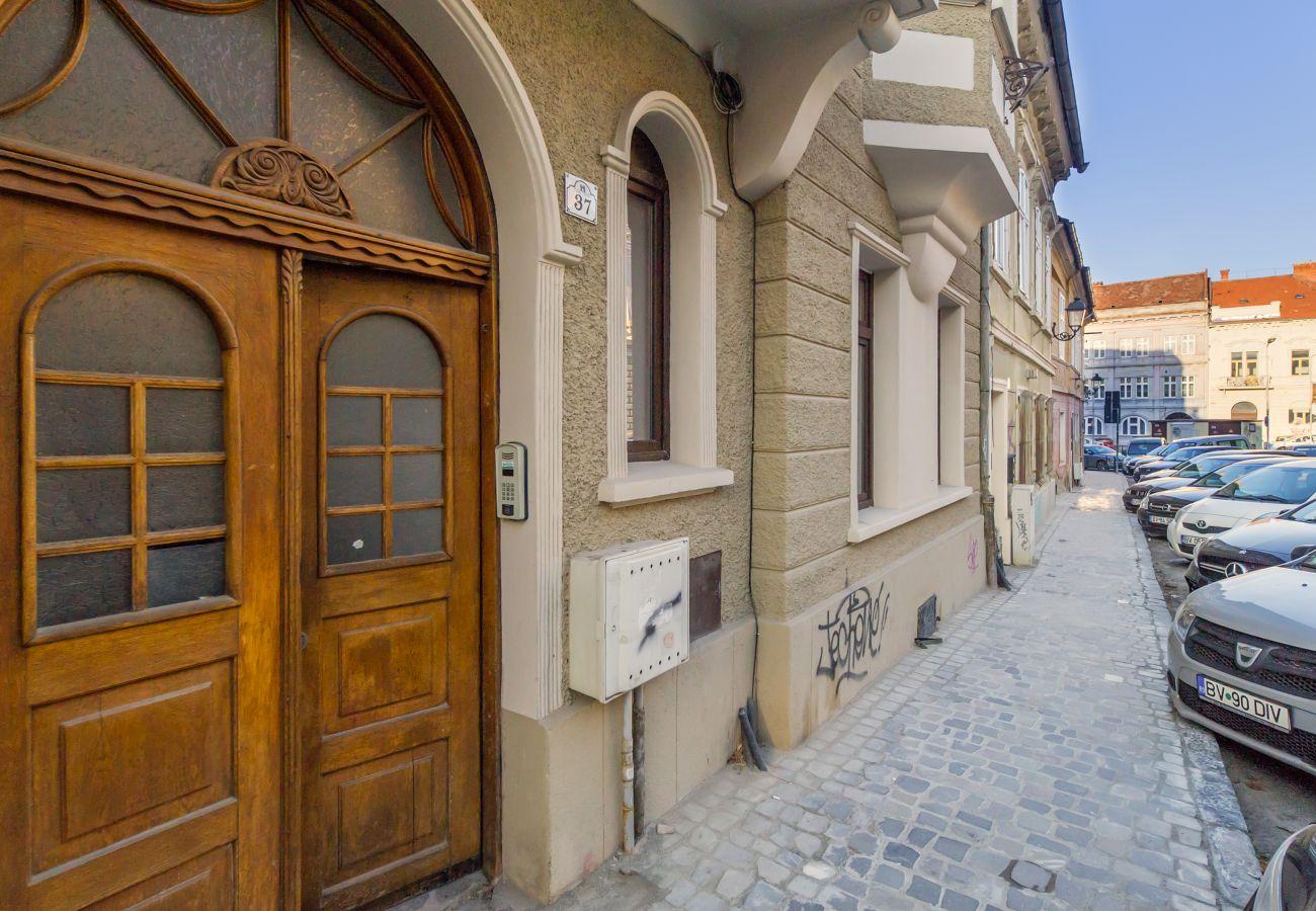 Studio in Brasov - Oliver Studio close to the Black Church