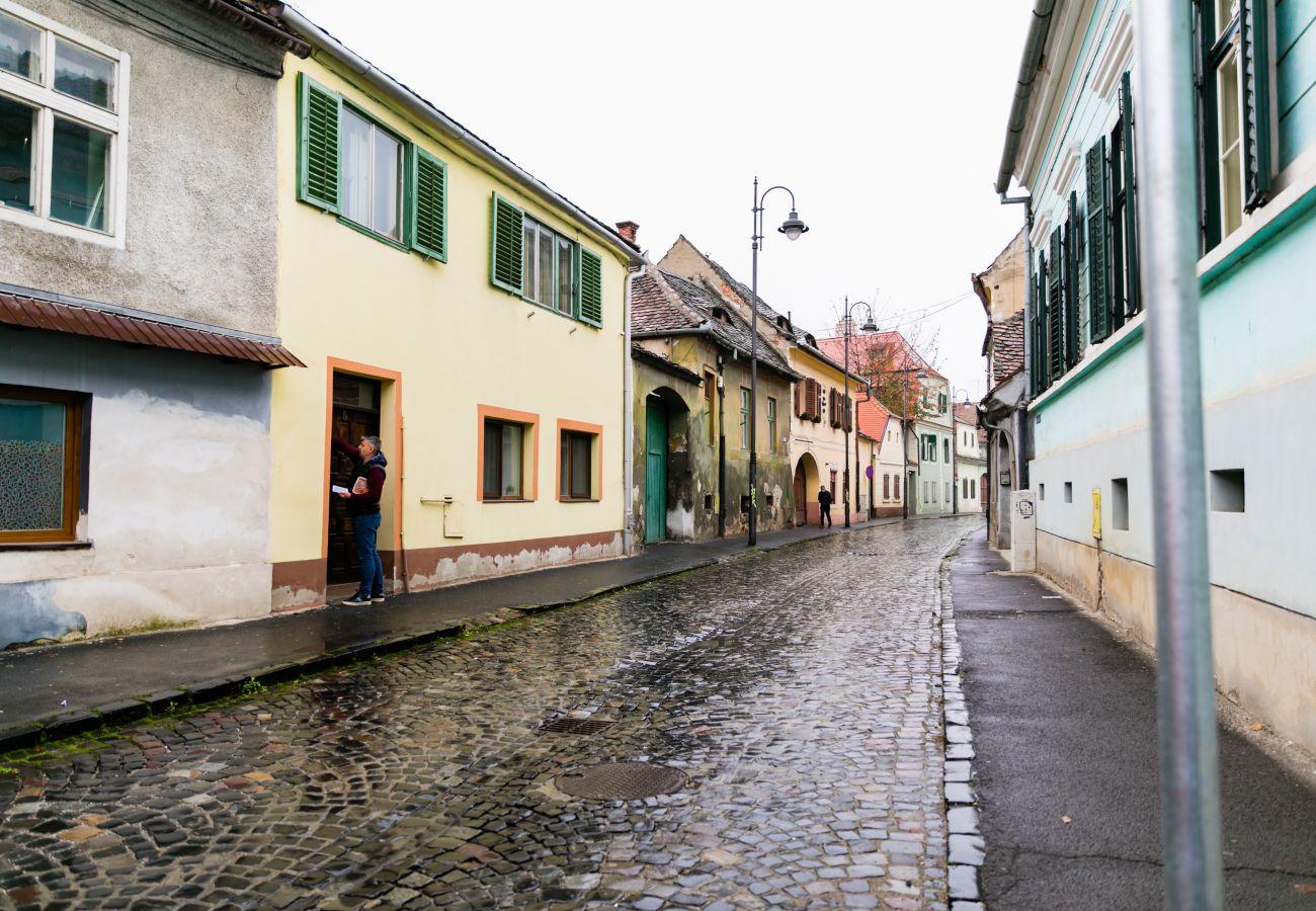 Apartment in Sibiu - Tischler Apartment - Piata Mica Sibiu
