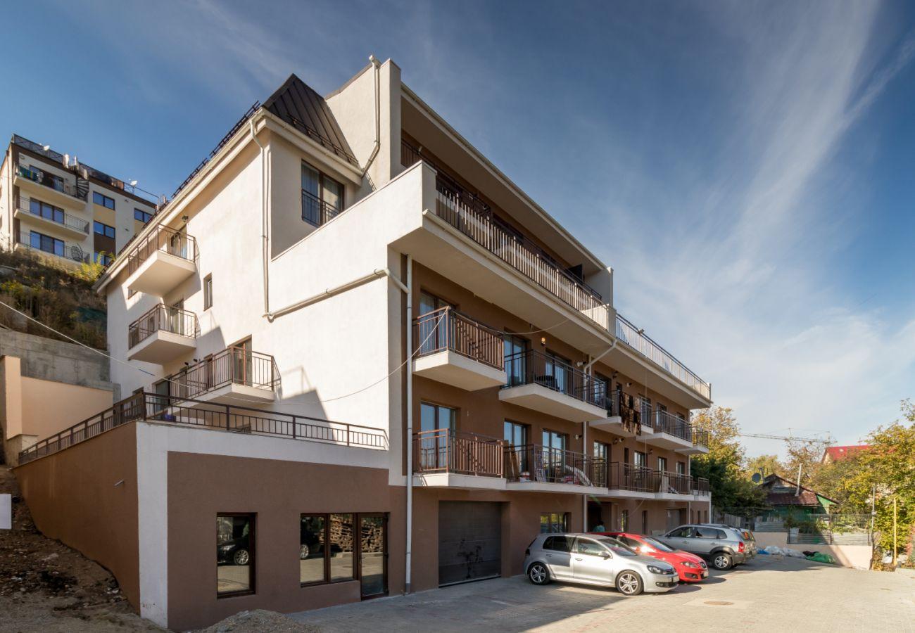 Studio in Cluj Napoca - Nicobri Studio with balcony close to the VIVO Mall