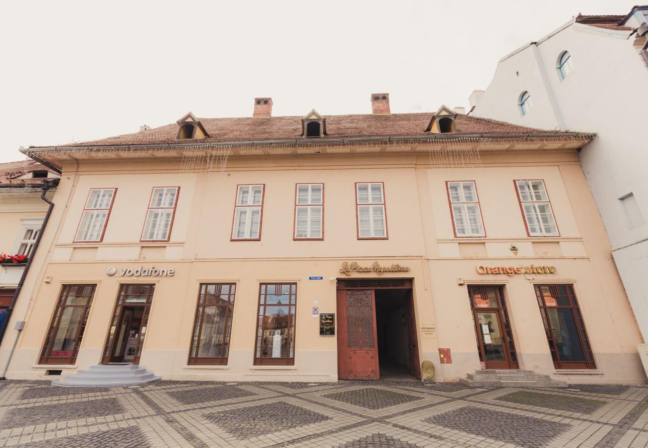 Apartment in Sibiu - Vendi Grand Square Residence - Apartment