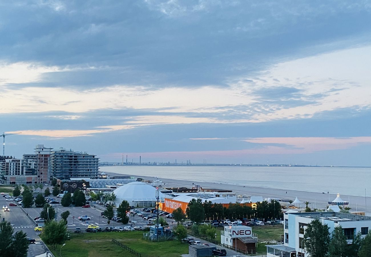 Apartment in Mamaia Nord - Deluxe Apartment 2 rooms with sea view