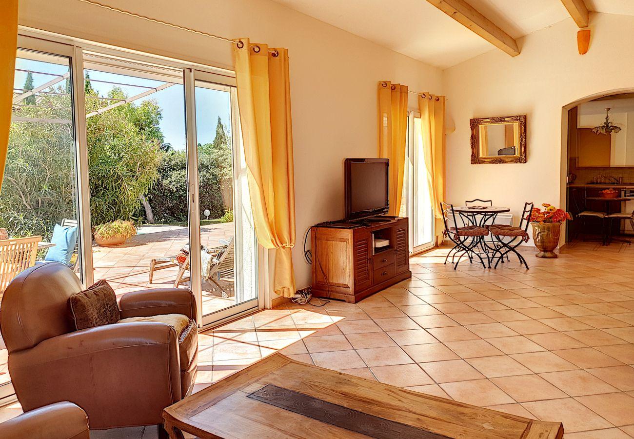 Villa in Coudoux - COUDOUX - VILLA MALONAP - 6-8 PERSONNES
