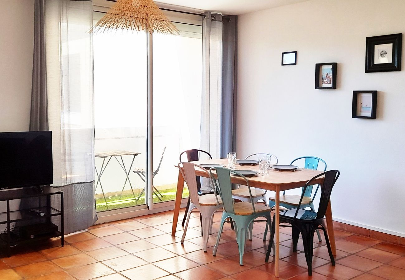 Apartment in Marseilles - MARSEILLE - VELASQUEZ - 3 PIECES 4/6 PERSONNES