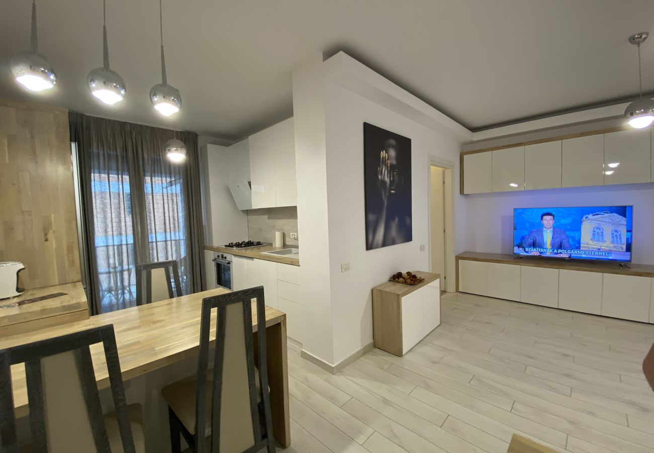 Apartment in Brasov - Deluxe Apartment in new building with balcony