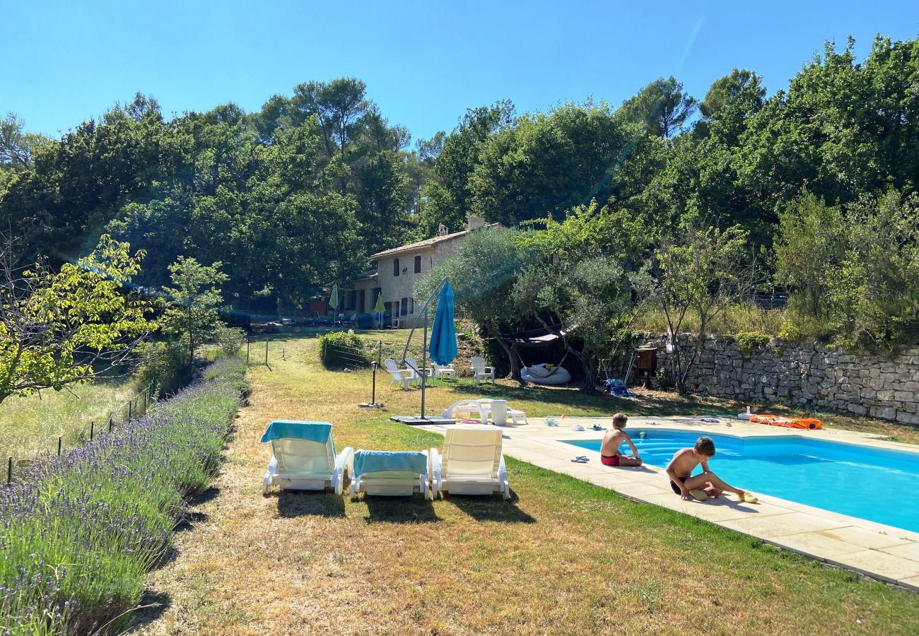 Villa in Puyricard - VILLA BEAULIEU - PUYRICARD