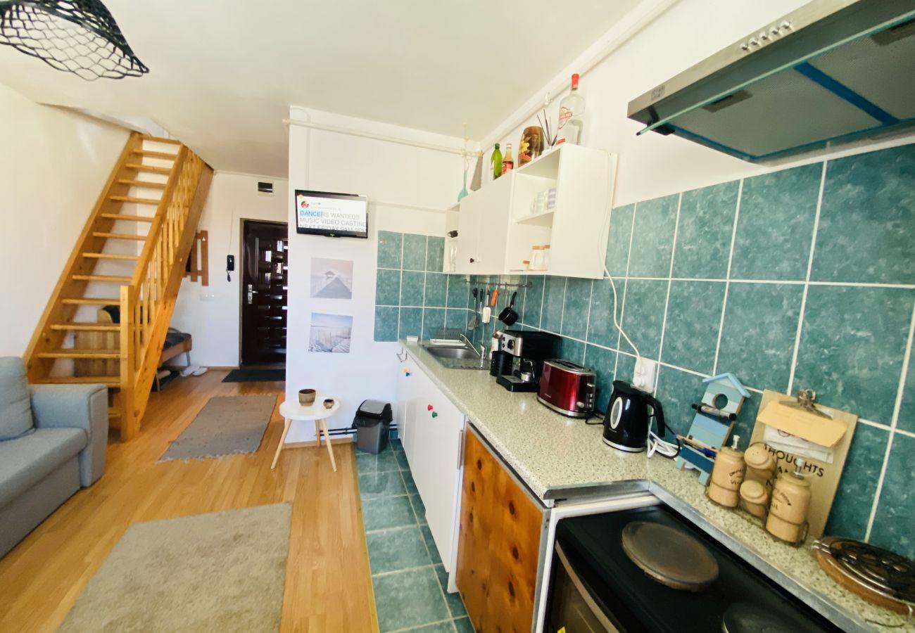 Apartment in Sibiu - Double Studio close to the Center Sibiu