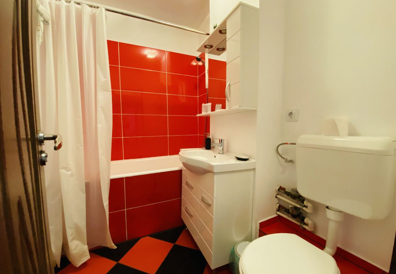 Apartment in Bucharest - Long term stay - Two Bedrooms Apartment
