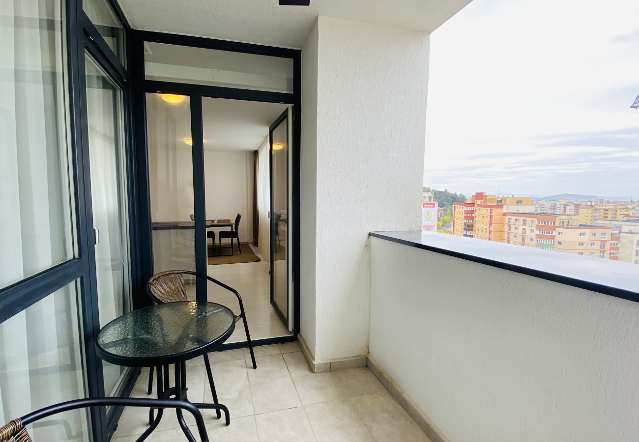 Apartment in Brasov - Charming flat in Brasov with balcony panoramic view